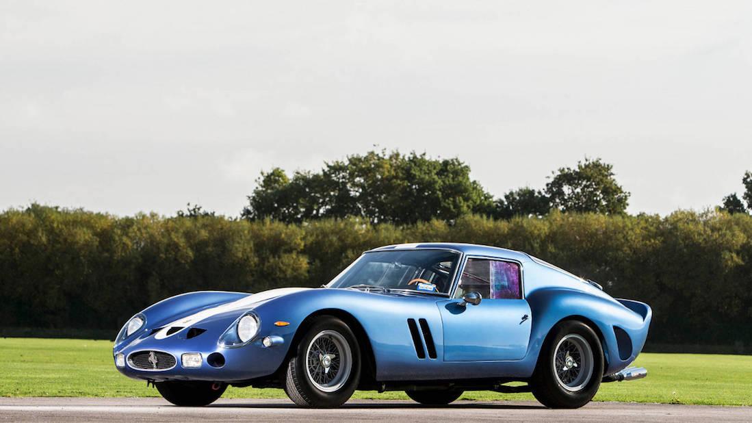 Se subasta un Ferrari 250 GTO de 1962 por 56 millones de dólares