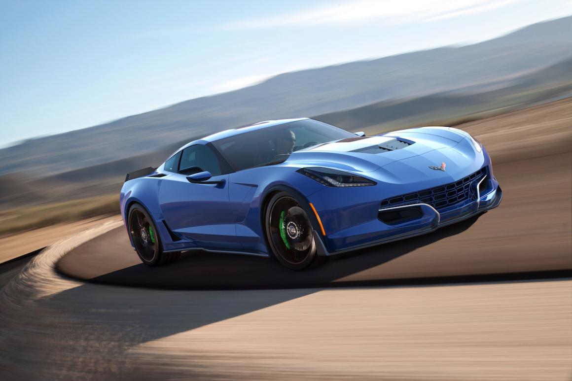 Genovation GXE: el Corvette eléctrico que alcanza los 330 km/h