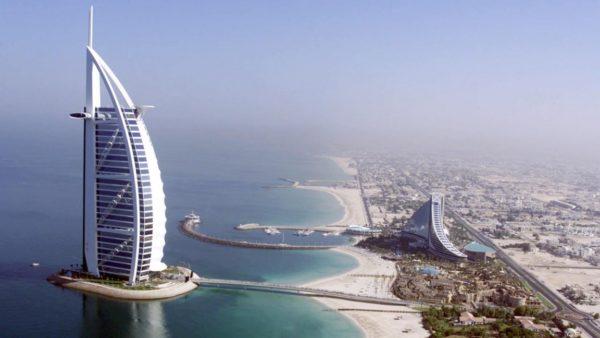 Burj Al Arab: el único Hotel de 7 estrellas del mundo