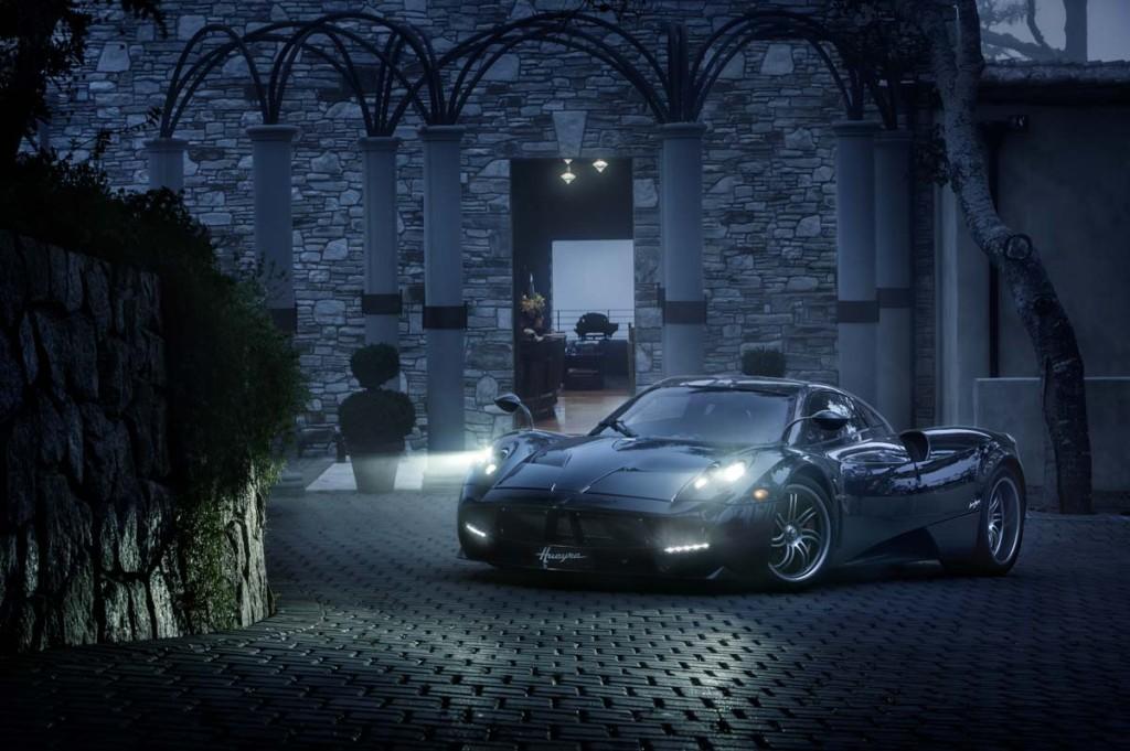 El Pagani Huayra Roadster debutará finalmente en Ginebra