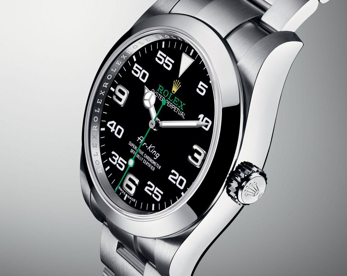 Rolex Oyster Perpetual Air-King: el regreso de un clásico