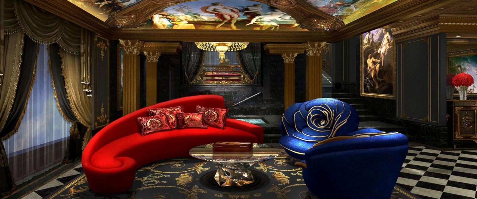 The 13: el Hotel más lujoso y caro del mundo