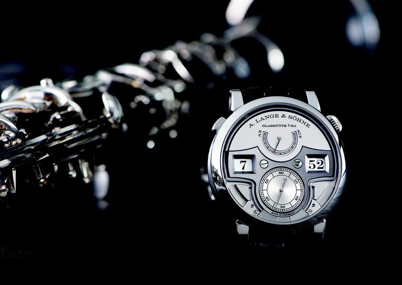 Zeitwerk Minute Repeater: el reloj más elegante de A. Lange & Söhne