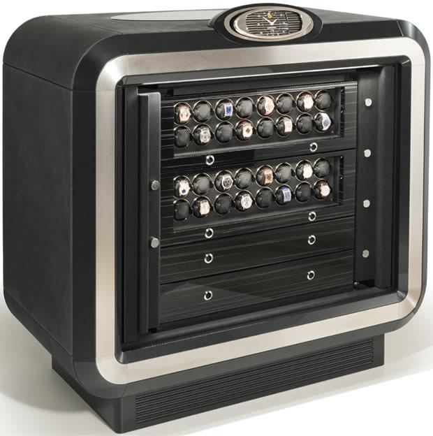Buben & Zorweg: las cajas fuertes con más estilo