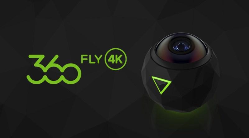 360Fly 4K: una cámara de acción con infinitas posibilidades