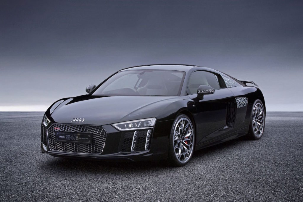 "Audi R8 Plus ""Star of Lucis"""
