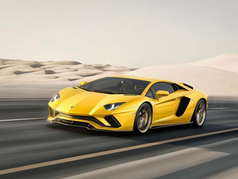"""Lamborghini Aventador S 2017: vuelve el """"toro"""" con más fuerza"""