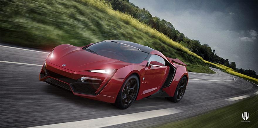 Lykan HyperSport: el superdeportivo más caro que han utilizado en Fast and Furious