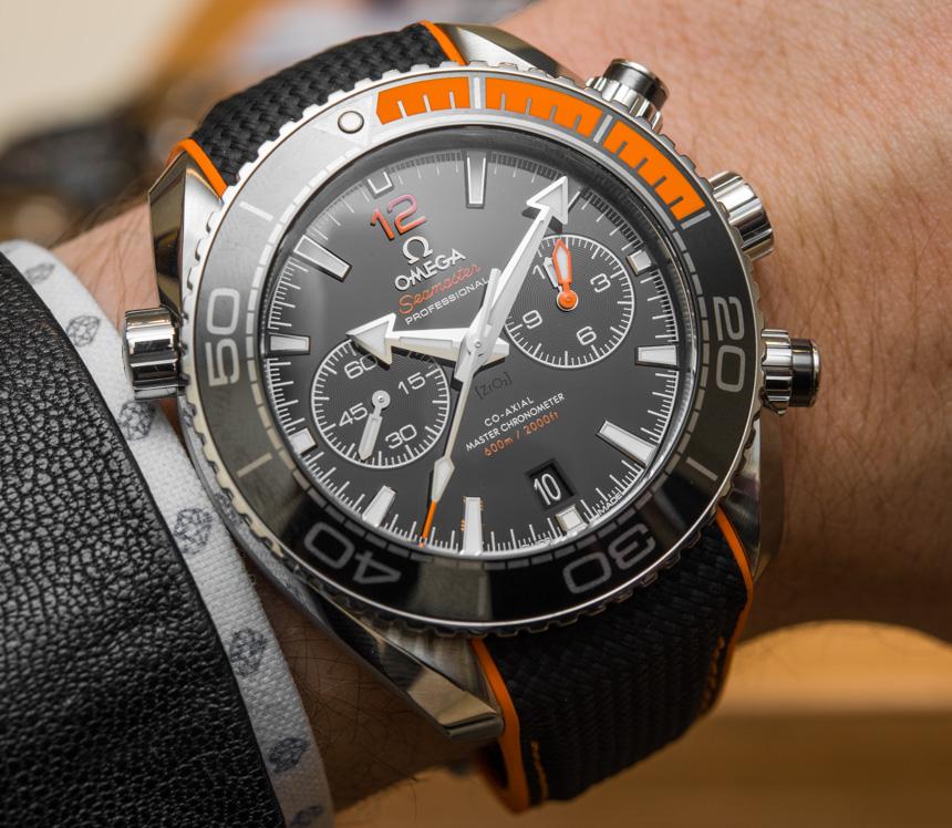 OMEGA Seamaster Planet Ocean 600M Master Chronometer Chronograph