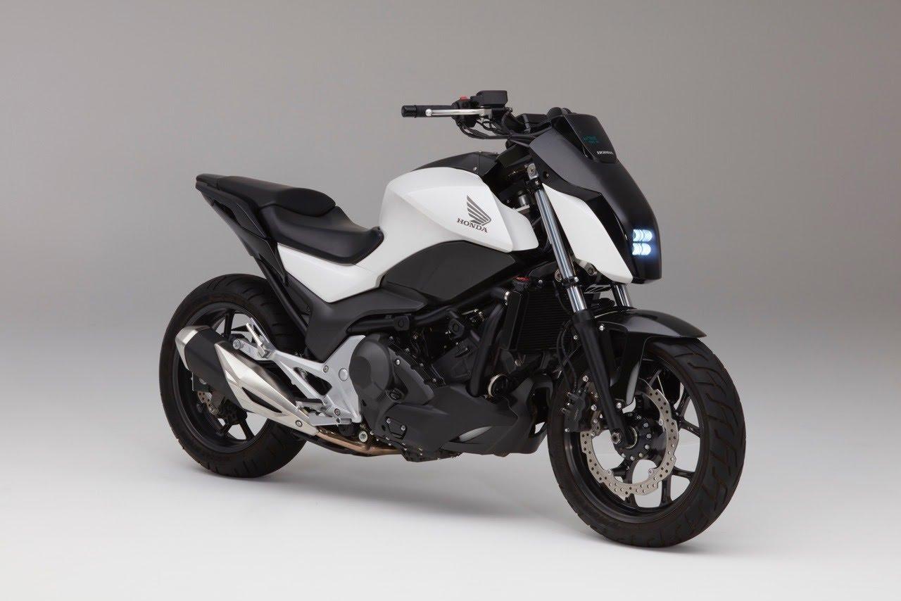 Riding Assist Motorcycle: la nueva motocicleta de Honda que mantiene el equilibrio y camina por sí sola