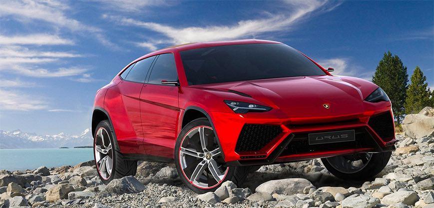 Lamborghini Urus: el nuevo todorreno de Lamborghini se espera para 2018