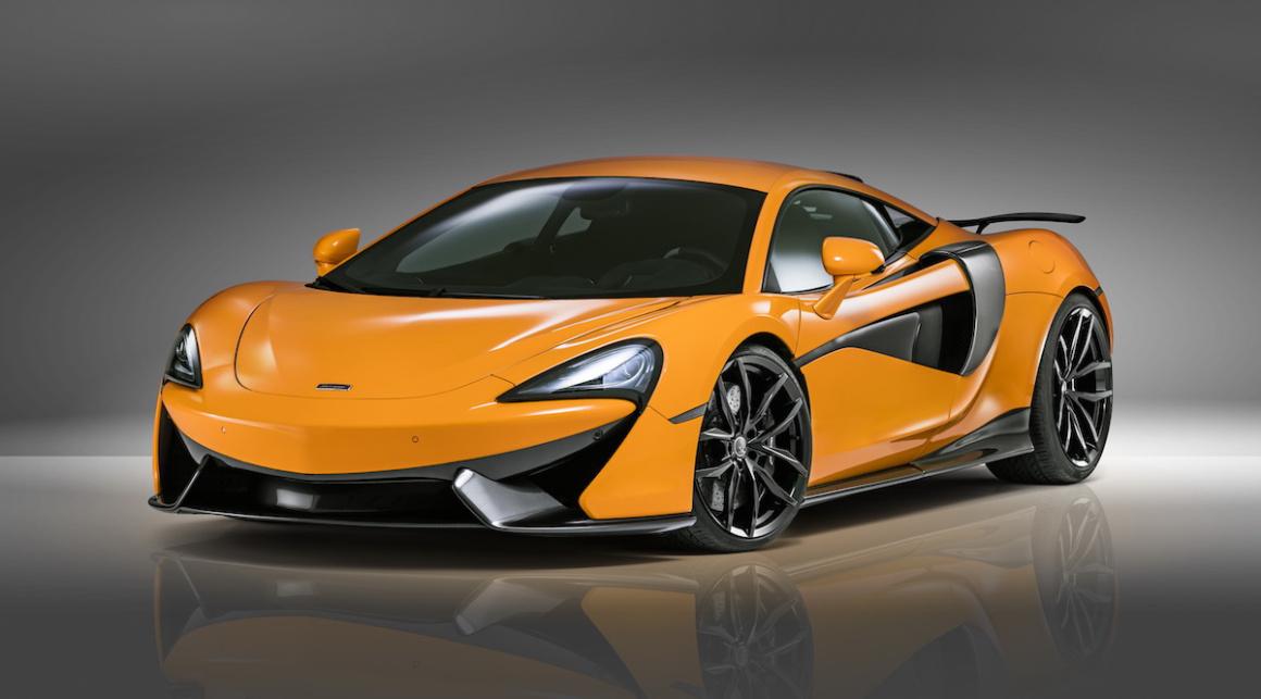Novitec se atreve con el McLaren 570S