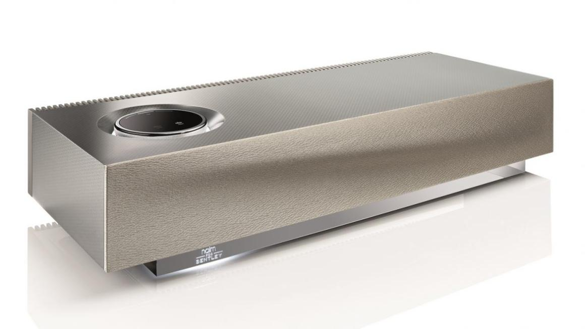 Mu-so y Mu-so qb: los exclusivos altavoces inalámbricos de Naim Audio para Bentley Collection