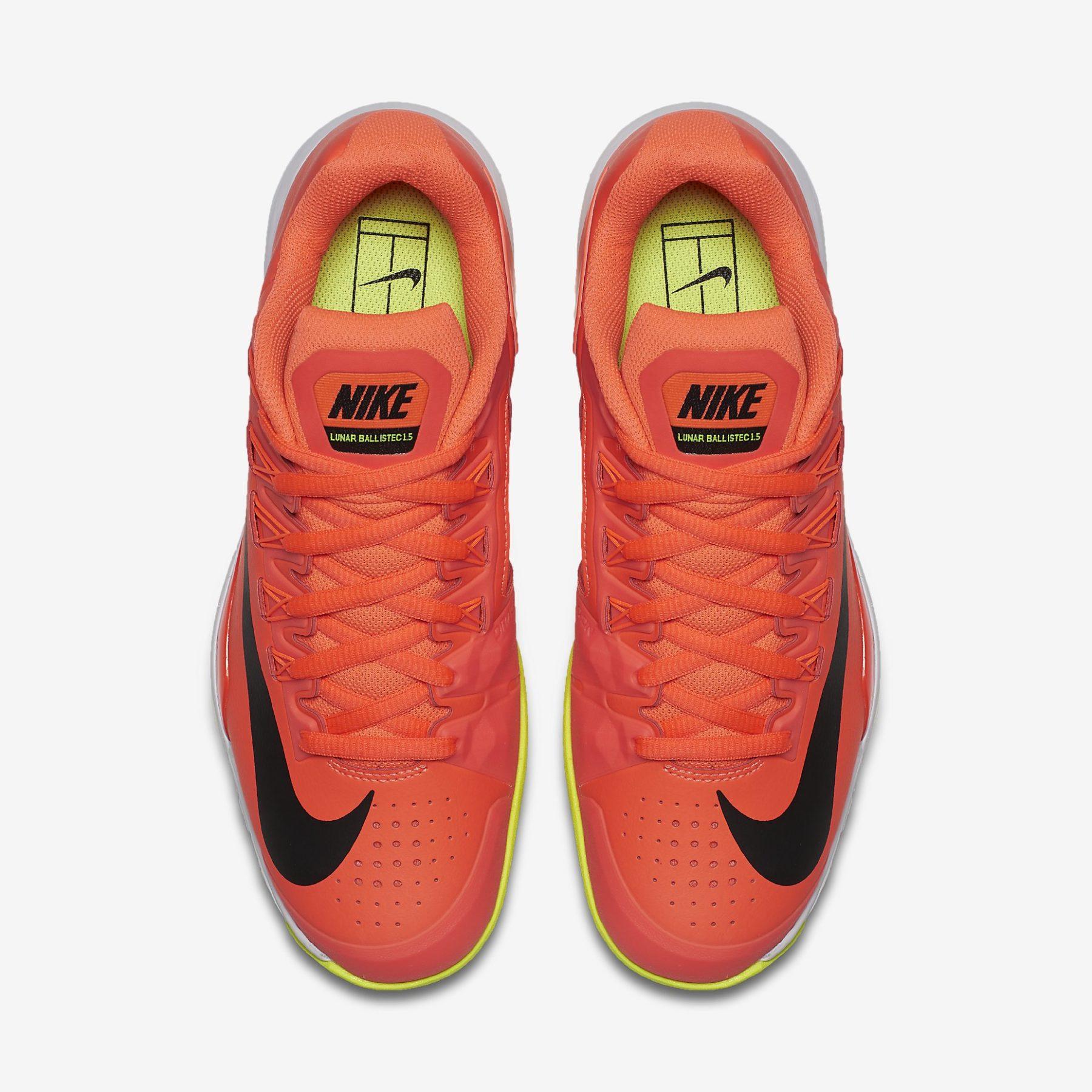 Nike, las zapatillas más deseadas gracias a Federer y Nadal