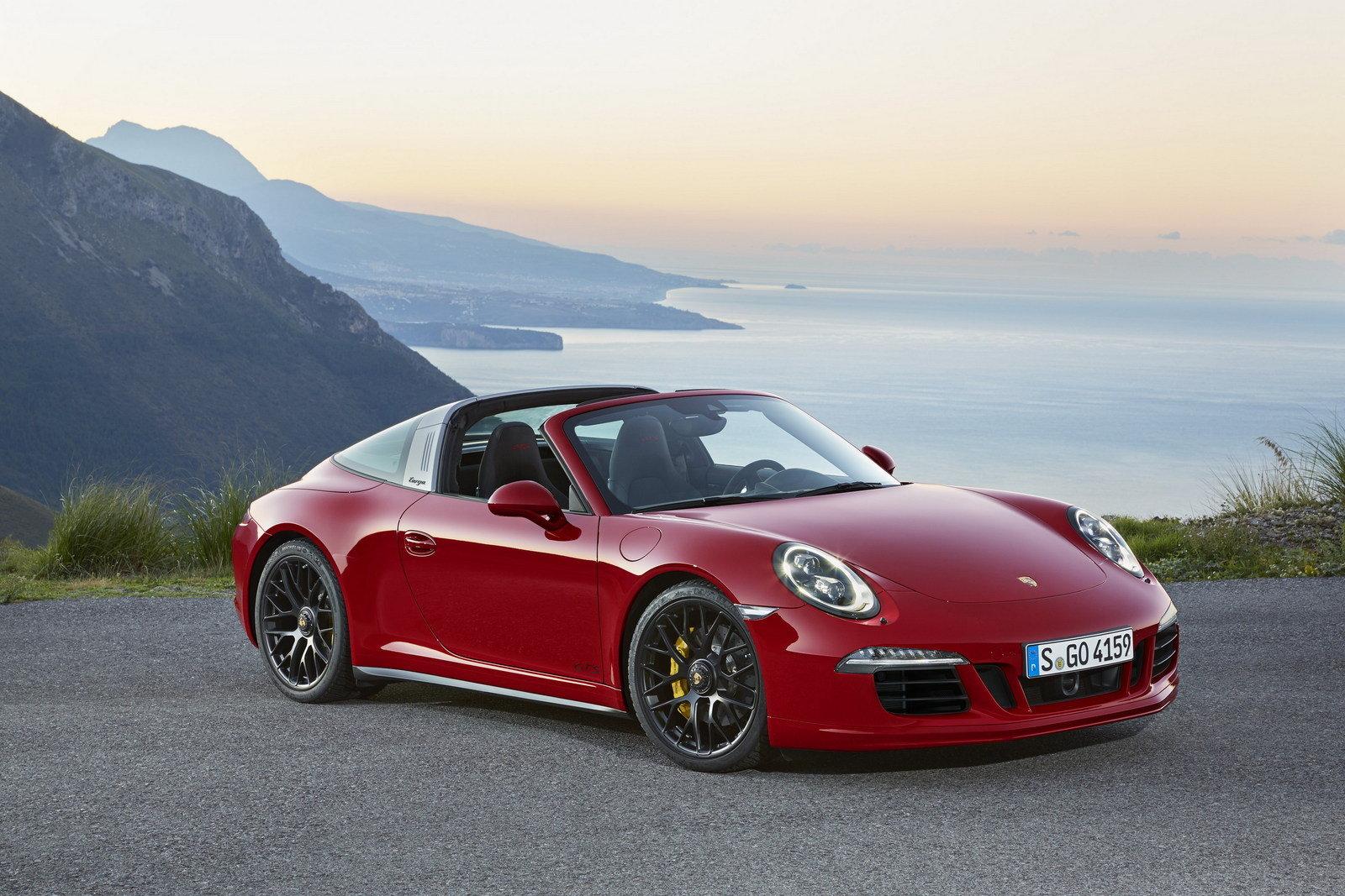 Porsche 911 Targa 4 GTS: estilo y carácter a partes iguales