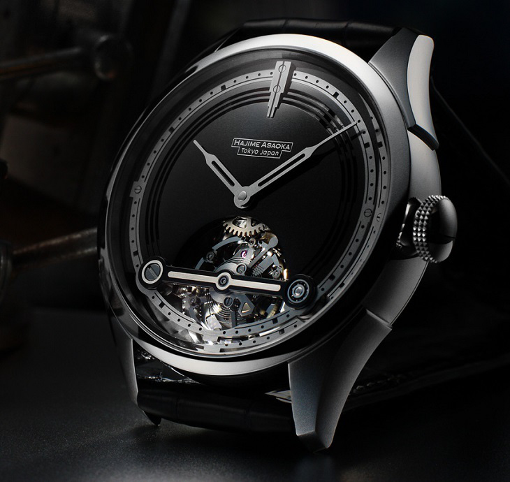 Project T Tourbillon de Hajime Asaoka: un exclusivo Tourbillon que llega del Japón