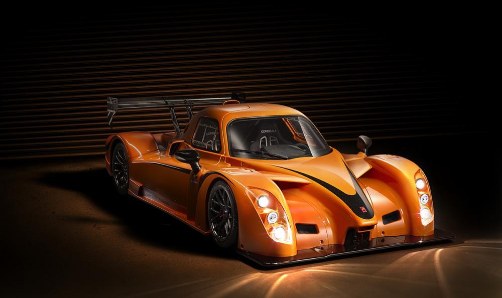 Radical busca revalidar su título de vehículos de calle en Nürburgring con el nuevo RXC 500