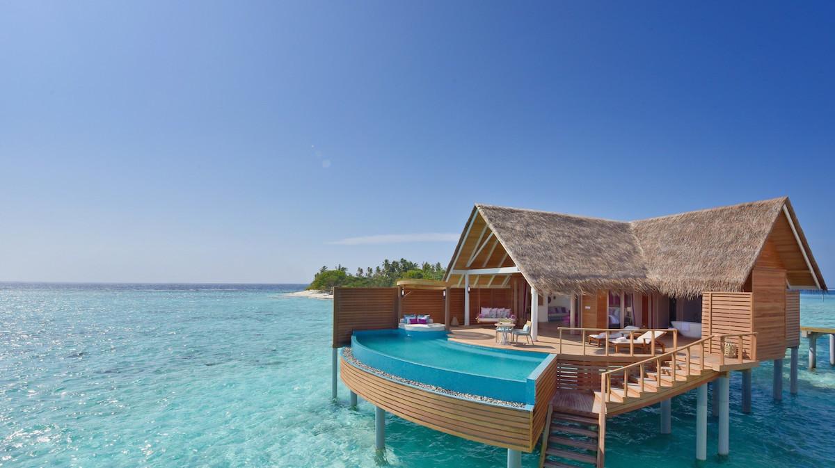 Abre sus puertas el resort milaidhoo en las islas maldivas for Mejores islas de maldivas