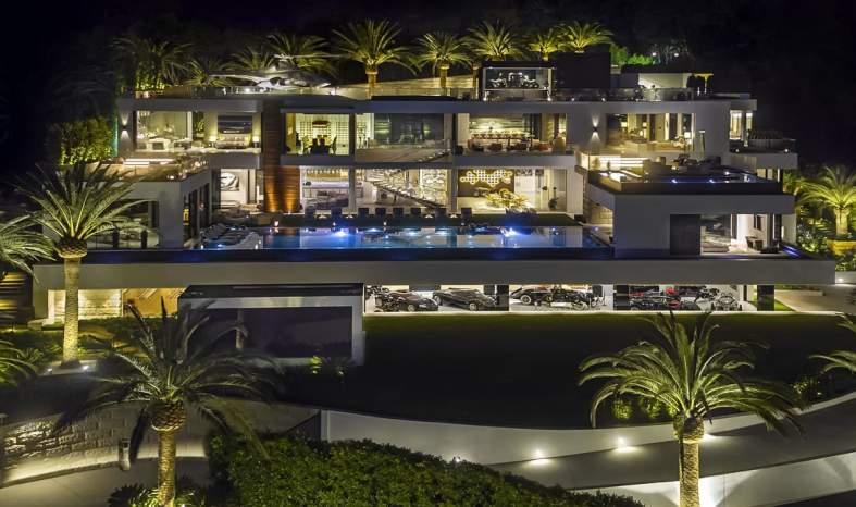 Sale a la venta en Los Ángeles la mansión más cara del mundo