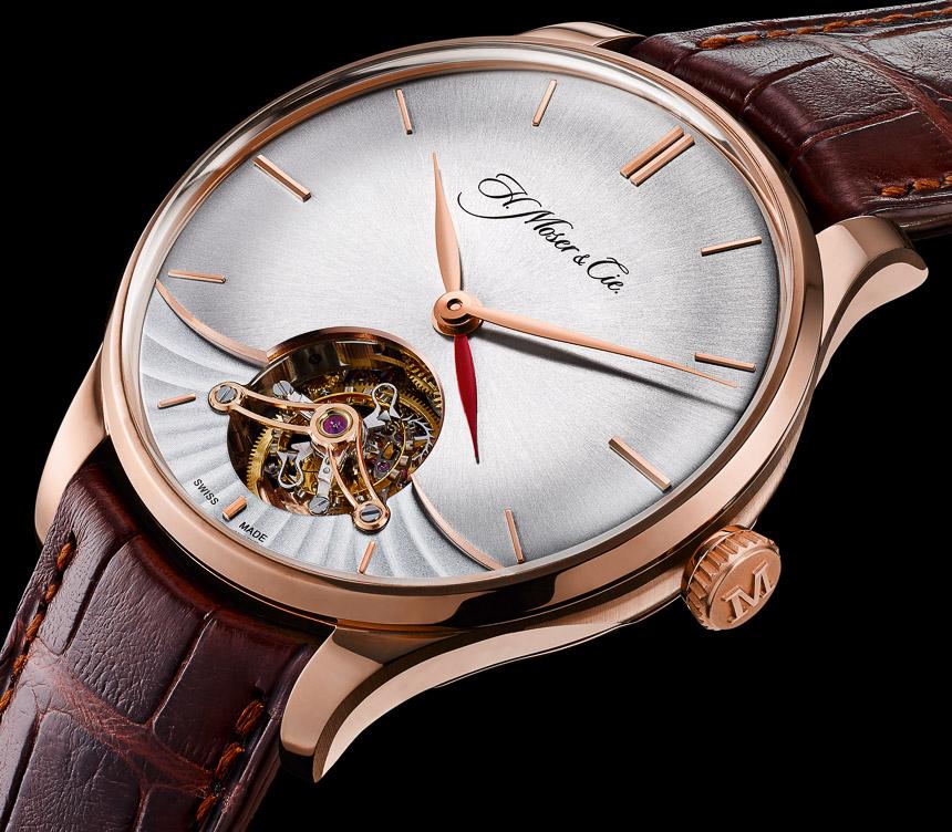 Venturer Tourbillon Dual Time de H. Moser & Cie: un reloj que te enamora