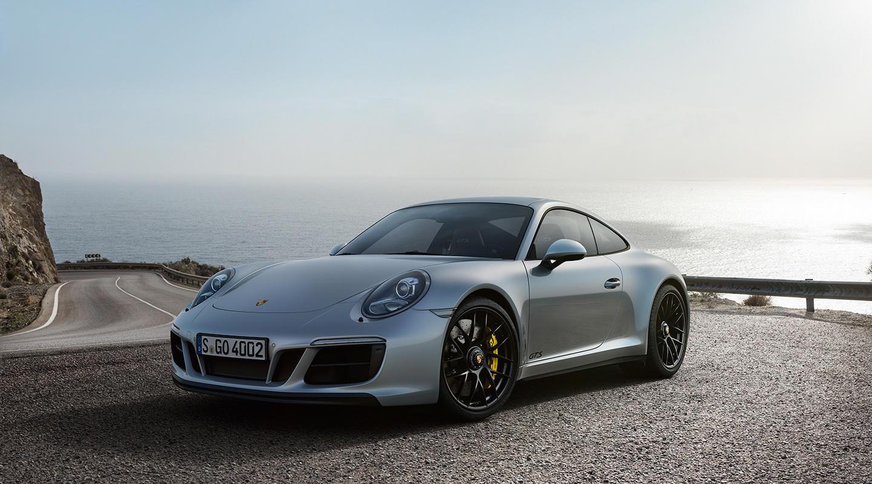 Así es el nuevo Porsche 911 GTS 2017