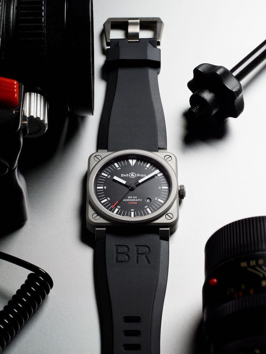 BR03-92 Horograph y BR03-92 Horolum: los exclusivos relojes de Bell & Ross