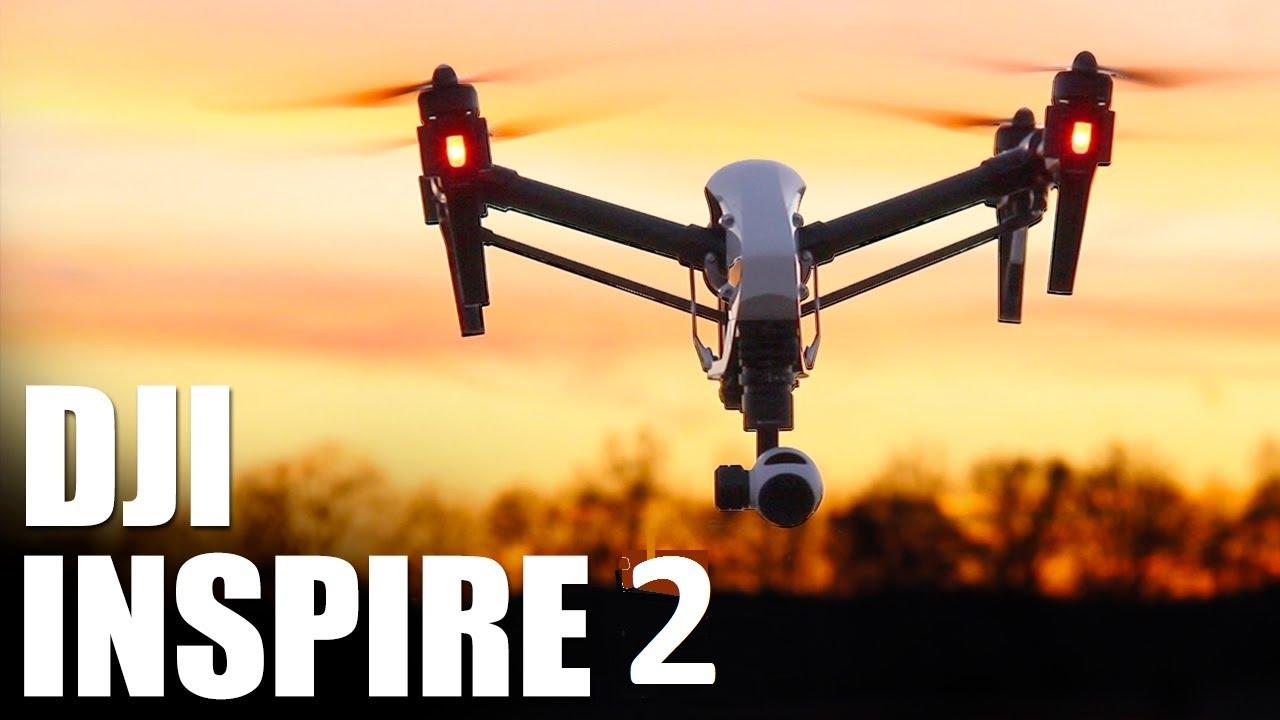 DJI Inspire 2, un dron de cine