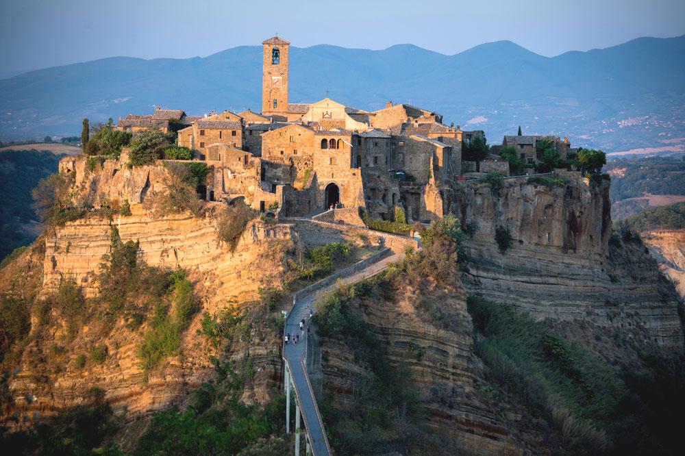 Domus Civita, el hotel más hermoso de La Toscana