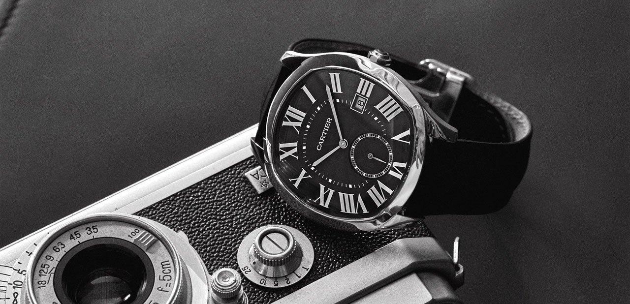 Drive de Cartier, el nuevo icono masculino