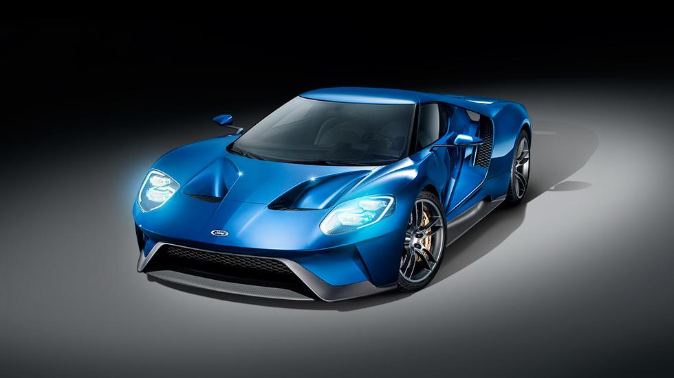 Nuevo Ford GT, el más rápido de la historia