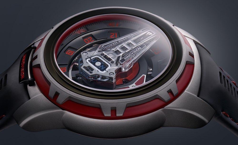 InnoVision 2, el reloj del futuro de Ulysse Nardin