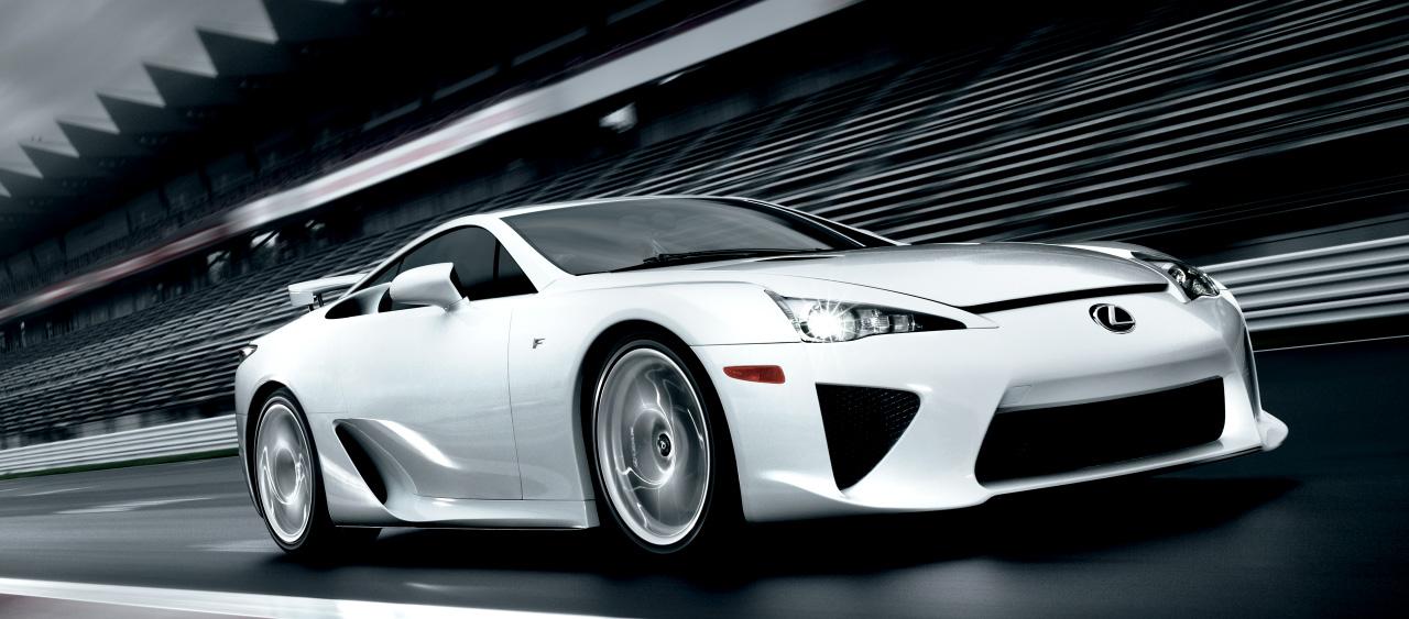 Lexus LFA, el poder de la ingeniería artesanal