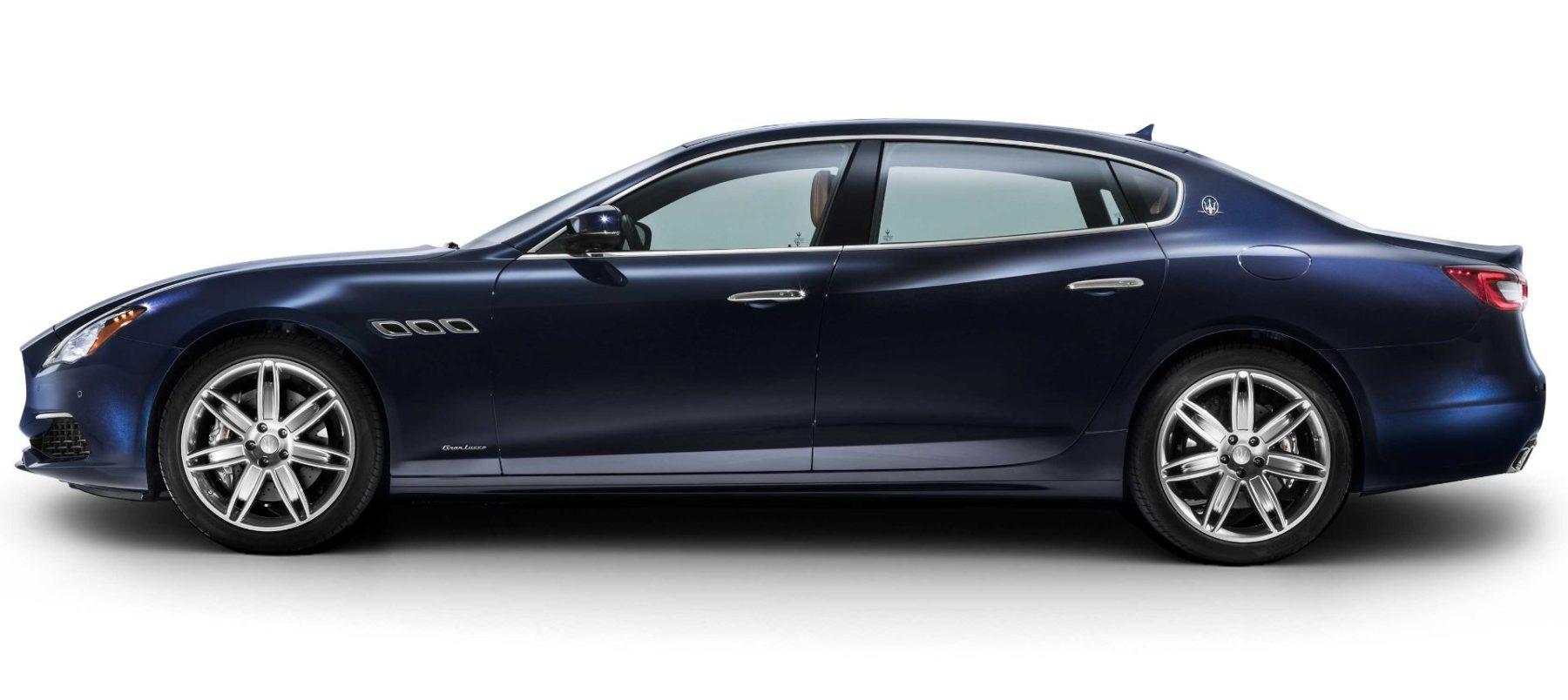 Maserati Quattroporte 2017, el arte de seducir