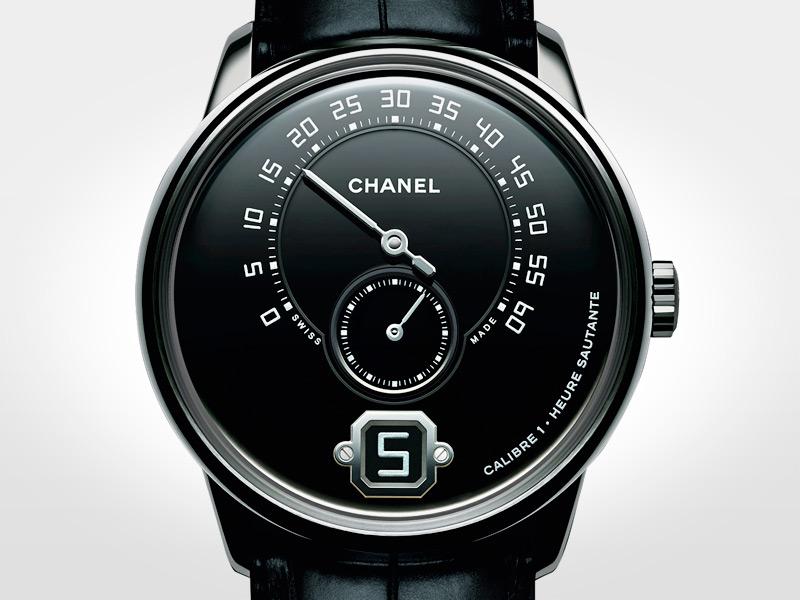 Monsieur de Chanel, el reloj masculino de Chanel