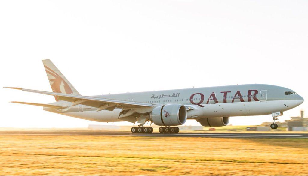 Qatar Airways lanza el vuelo comercial más largo del mundo