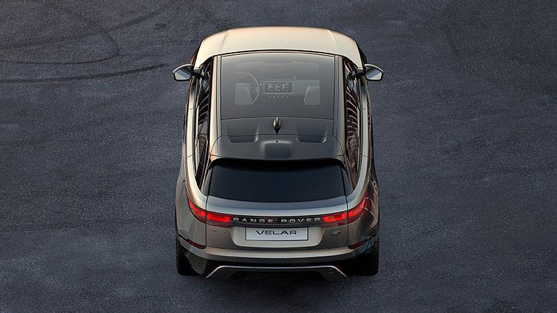 Velar, el Range Rover más vanguardista