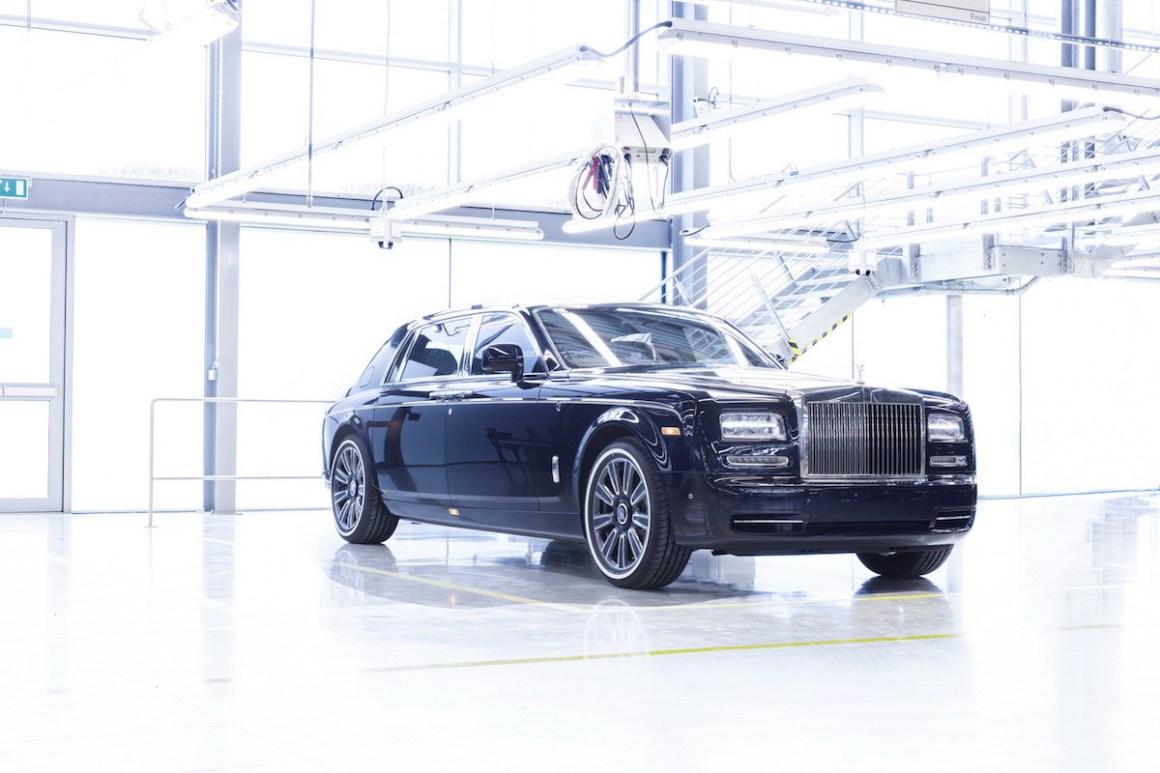 Adiós al último Rolls-Royce Phantom VII