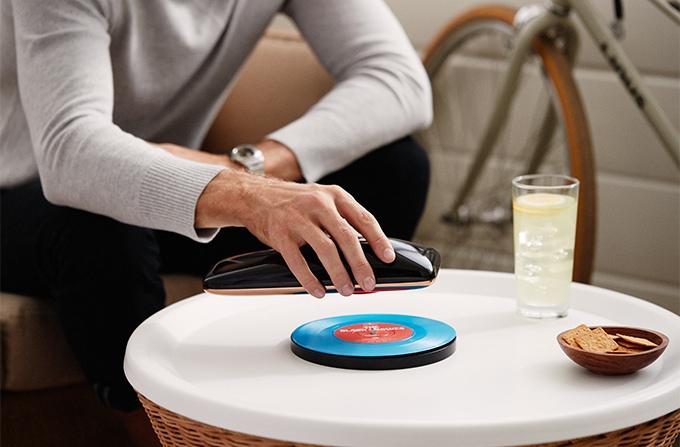 LOVE, llega el primer tocadiscos inteligente