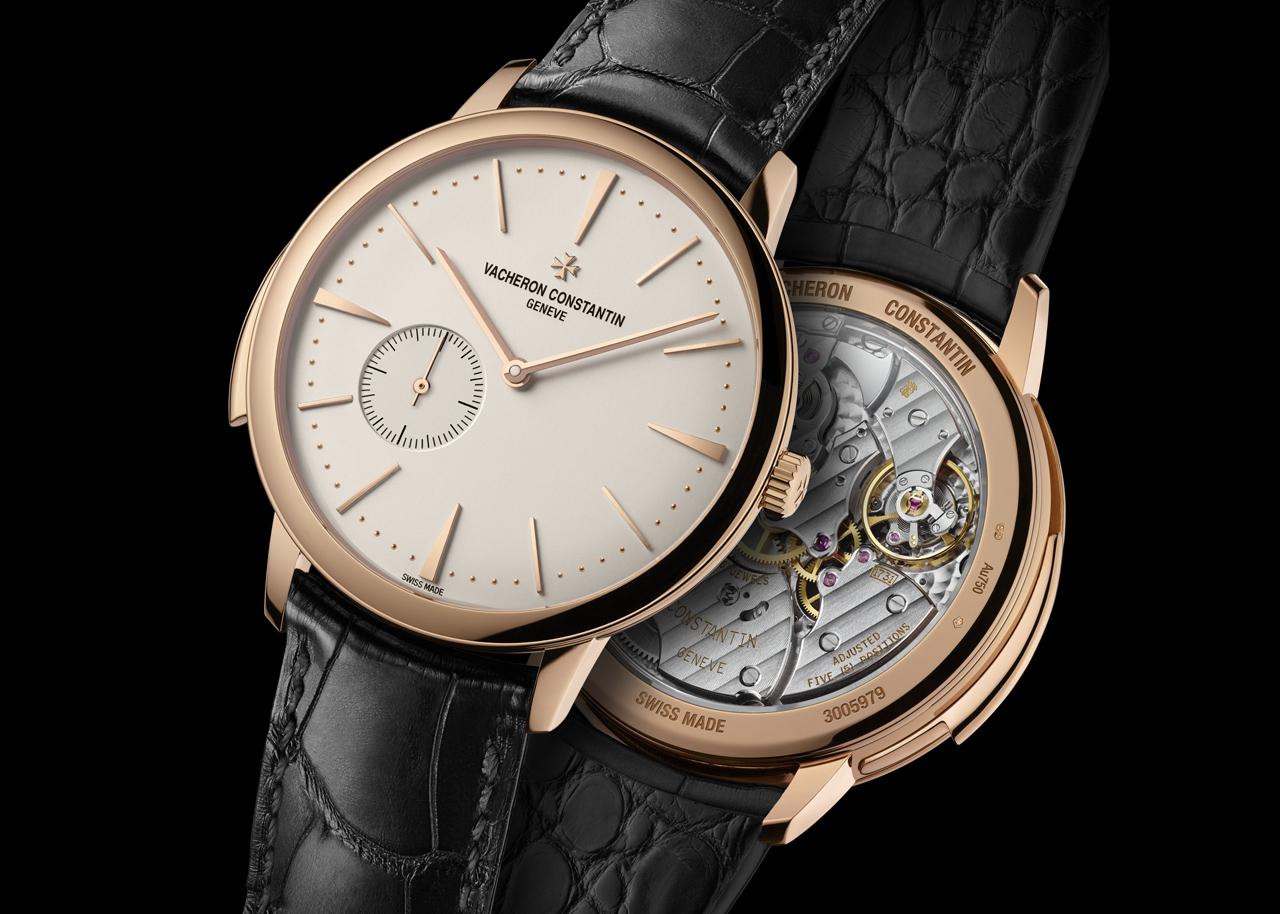 Vacheron Constantin Patrimony Contemporaine calibre 1731, el reloj con repetición de minutos más delgado del mundo