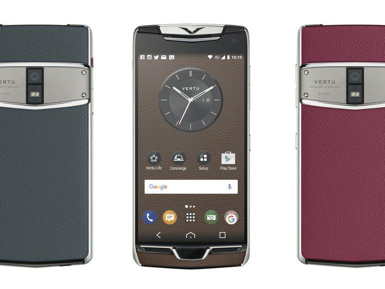 Vertu Constellation, el smartphone con Android más lujoso y caro del mundo