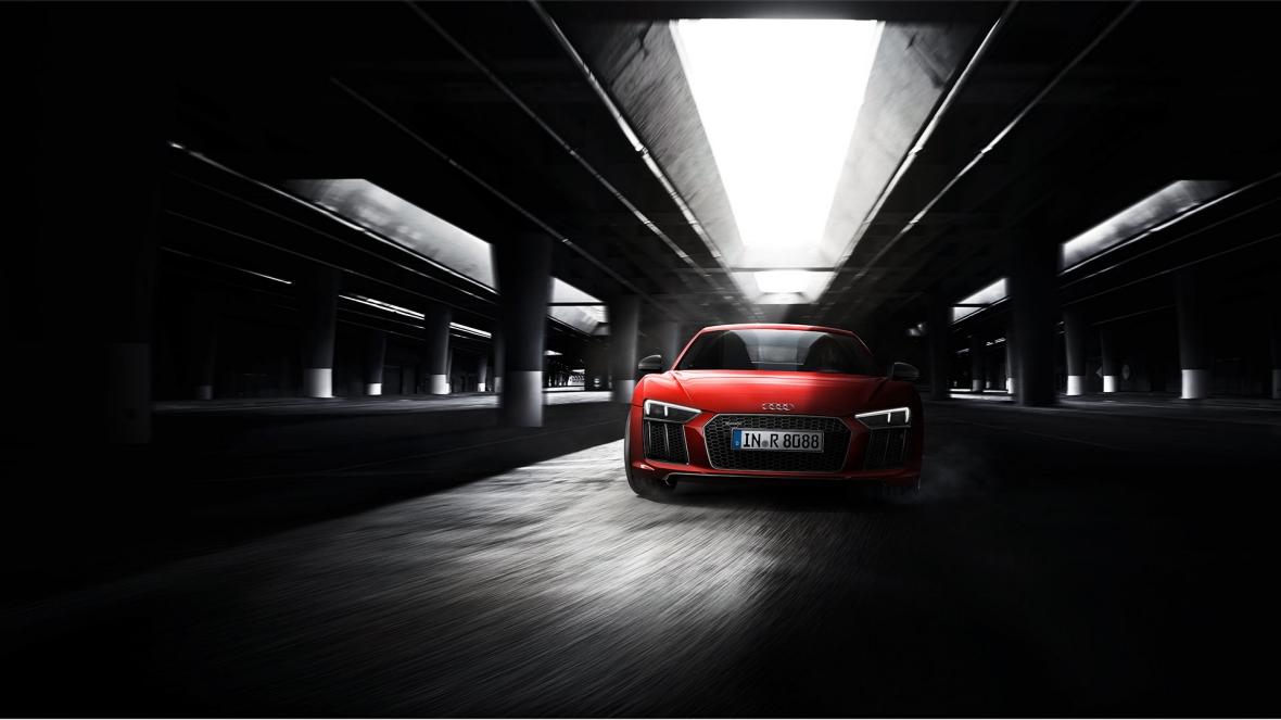 Audi R8 Coupé, nacido de la competición para dominar la carretera