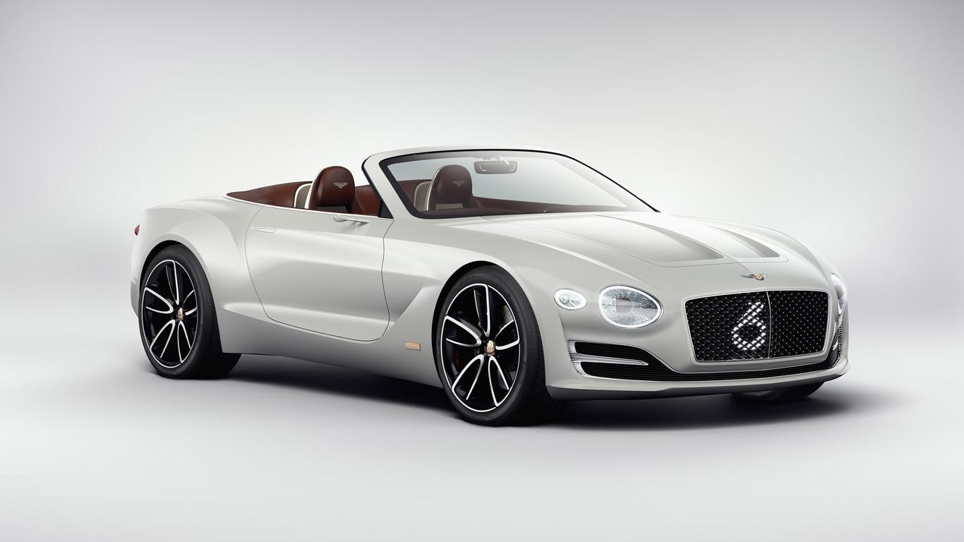 Bentley EXP 12 Speed 6e Concept, un eléctrico de auténtico lujo