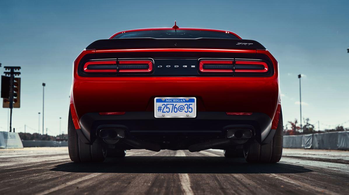 Aparecen las primera imágenes del Dodge Challenger SRT Demon en Fast and Furious 8