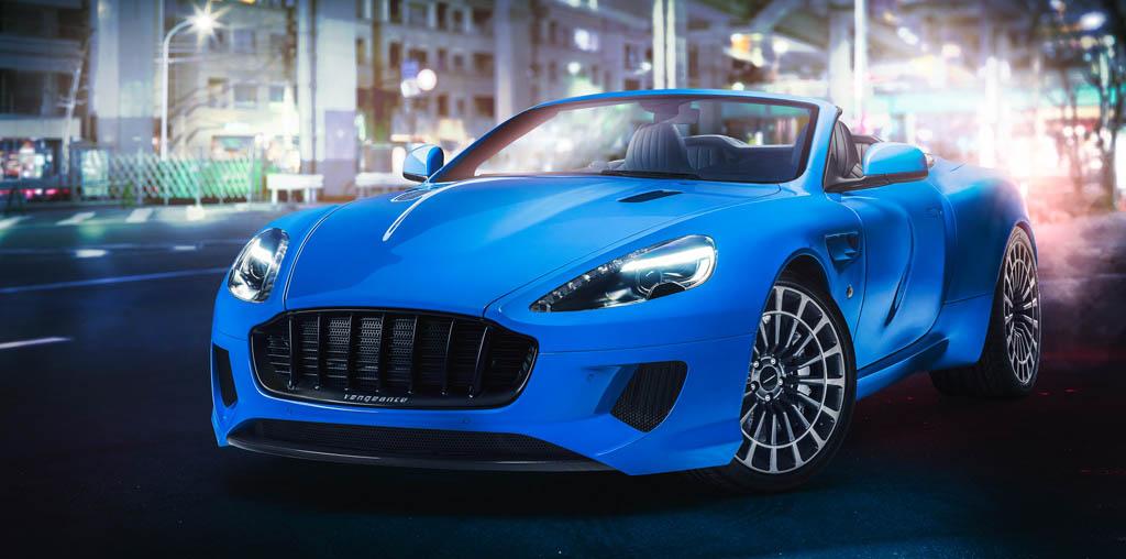 El Kahn Vengeance Volante debuta en el Salón del Automóvil de Ginebra 2017