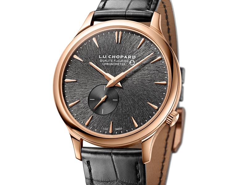 L.U.C XPS Twist QF Fairmined de Chopard, el primer reloj de oro ético
