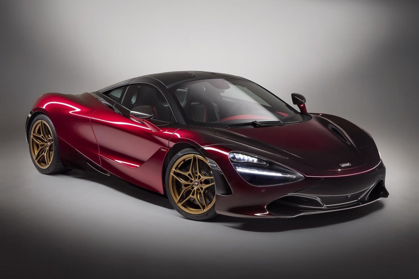 McLaren 720S Velocity, espectacular es poco