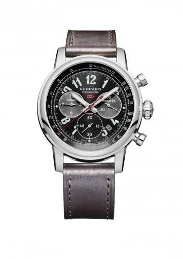 """Mille Miglia Acero Edición Limitada, el reloj de Chopard inspirado en """"la carrera más bonita del mundo"""""""