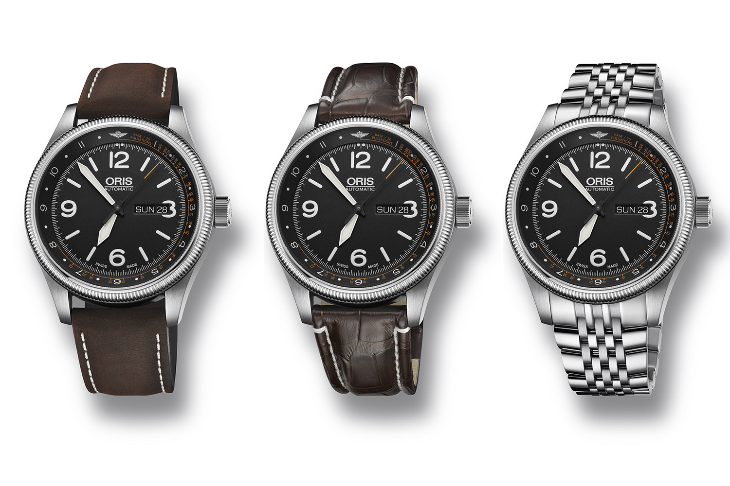 Oris Royal Flying Doctor Service Limited Edition II, al rescate de Australia