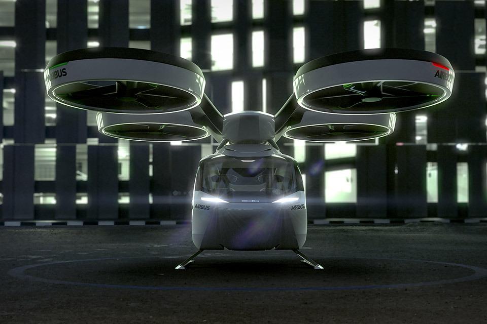 Airbus & Italdesign presentan Pop.Up, el nuevo concepto de coche volador