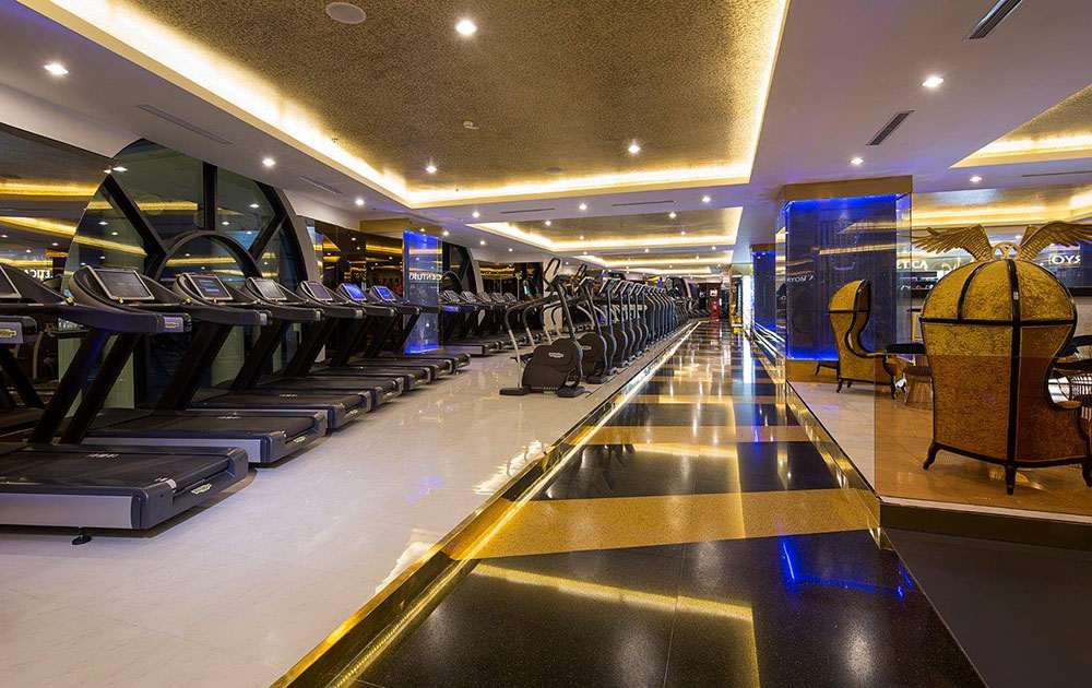 Royal City Club de Hanoi, el gimnasio más caro y lujoso del mundo está en Vietnam
